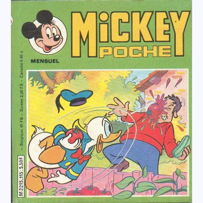 Mickey poche n 115 dingo et la danse de la pluie sur www bd - Danse de mickey ...