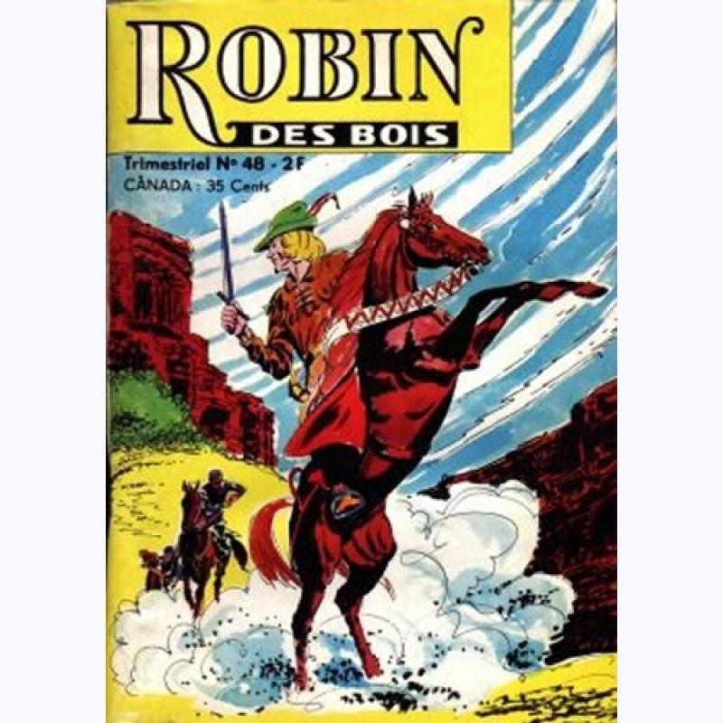 Robin des Bois  n° 48, Le manteau écarlate  sur wwwBD  ~ Cd Robin Des Bois