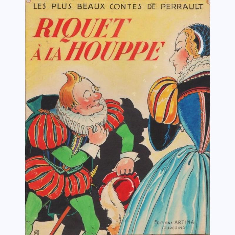 ARTIMA Série 2000 : n° 2031, Riquet à la Houppe -:- sur www.BD-PF ...