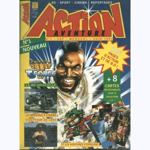 Action Aventure : n° 1, Mr T prend les choses en main