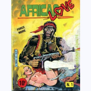African Love : n° 1, Force noire