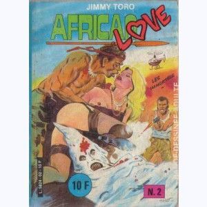 African Love : n° 2, Les immortels