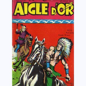Aigle d'Or : n° 16, La vallée rouge