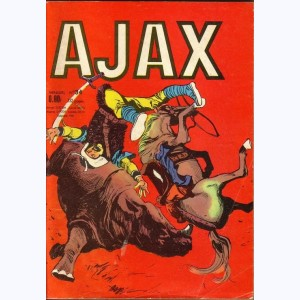 "Ajax : n° 34, .. contre le ""Requin"""