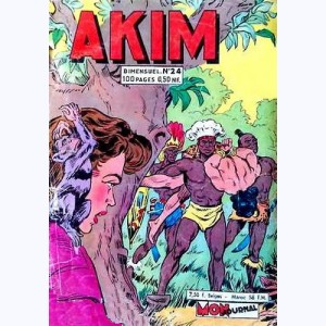 Akim : n° 24, L'ultime instant
