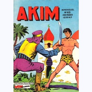 Akim : n° 63, L'abdication de Bajan