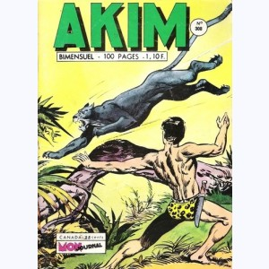 Akim : n° 308, Zig la terrible