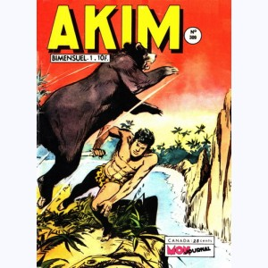 Akim : n° 309, L'ours volant