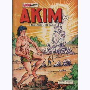 Akim : n° 394, Le testament du colonel TUCKER