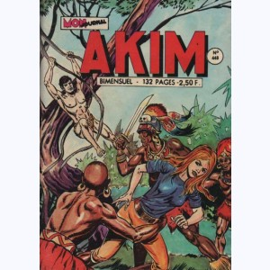 Akim : n° 448, L'avocat du Diable