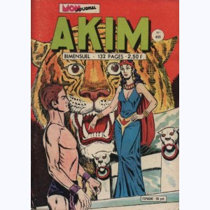 Akim : n° 455, L'ennemie implacable