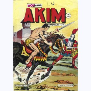 Akim : n° 494, L'épée invincible