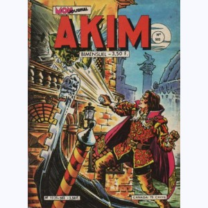 Akim : n° 503, Menace sur la jungle
