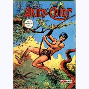 Akim Color : n° 6, Akim
