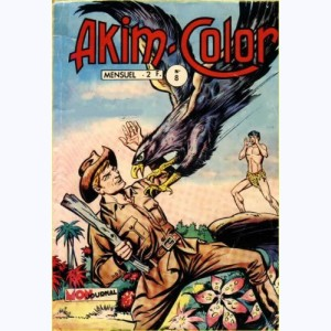 Akim Color : n° 8, Akim
