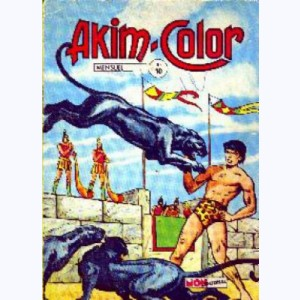 Akim Color : n° 10, Akim