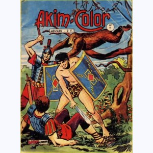 Akim Color : n° 11, Akim