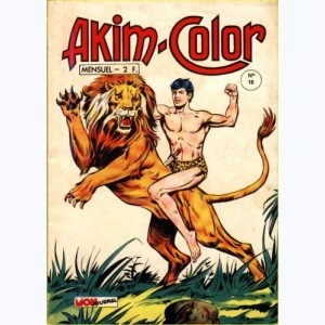 Akim Color : n° 18, Le retour de Jim