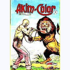 Akim Color : n° 41, manquant