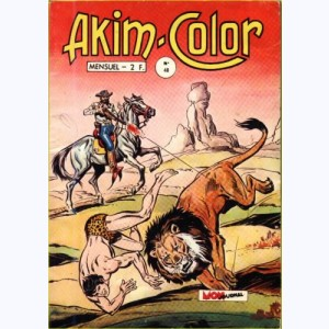 Akim Color : n° 48, L'abdication de Bajan