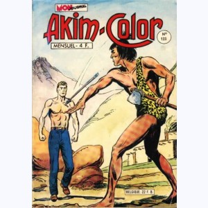 Akim Color : n° 123, Plan machiavélique