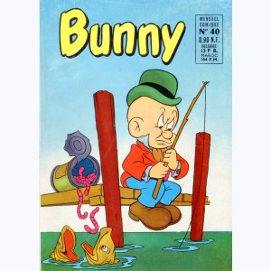 Bunny : n° 40, Le pirate irrité