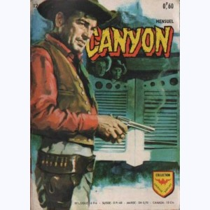 Canyon : n° 12, Une situation intolérable
