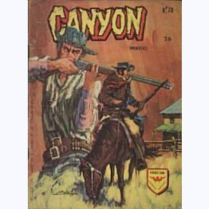 Canyon : n° 26, Une mine introuvable