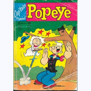 Cap'tain Popeye : n° 166, le conditionneur psychique