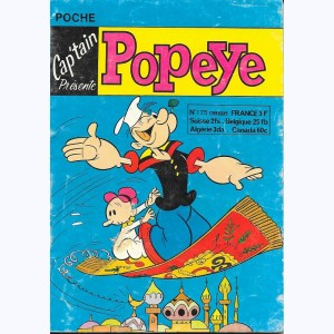 Cap'tain Popeye : n° 175, La plus belle du Far-West