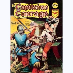 Capitaine Courage : n° 1, L'imposteur