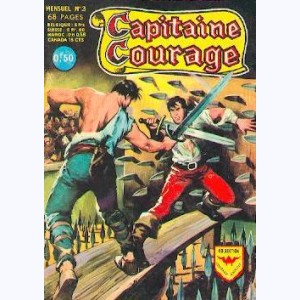 Capitaine Courage : n° 3, Un combat singulier.
