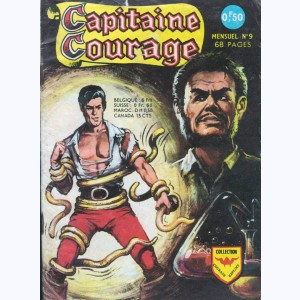 Capitaine Courage : n° 9, Les hommes invisibles