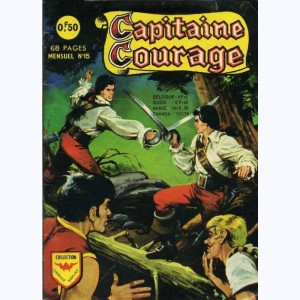 Capitaine Courage : n° 15, Les xitans contre les xitans