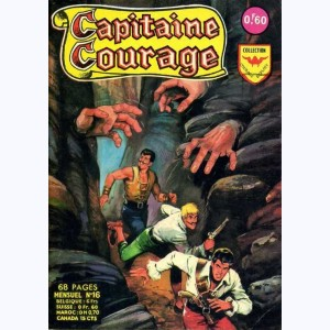 Capitaine Courage : n° 16, La grande course