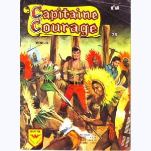 Capitaine Courage : n° 25, La tempête