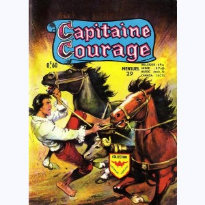 Capitaine Courage : n° 29