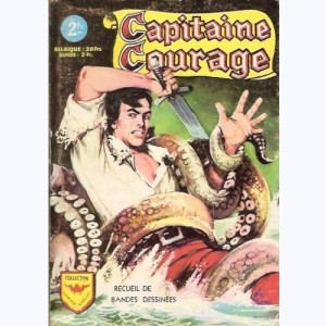 Capitaine Courage (Album) : n° 440, Recueil 440 (01, 02, 03, 04, 05, 06)