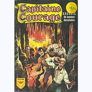 Capitaine Courage (Album) : n° 473, Recueil 473 (07, 08, 09, 10, 11, 12)