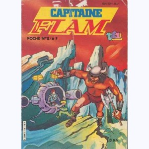 Capitaine Flam : n° 8
