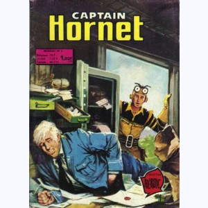 Captain Hornet : n° 6, Raiden le redoutable