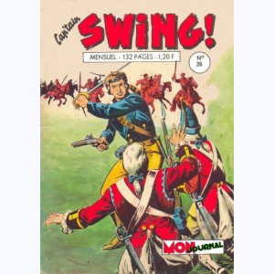 Cap'tain Swing : n° 26, Sudraka l'invincible