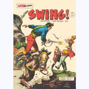 Cap'tain Swing : n° 113, Secret d'état