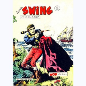 Cap'tain Swing : n° 233, Les trois capitaines