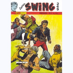 Cap'tain Swing : n° 249, Le grand sorcier honoraire