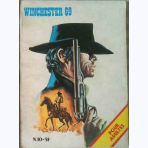 Carré Rouge : n° 10, Winchester 69