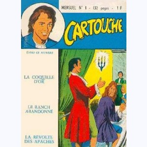 Cartouche : n° 1, La coquille d'or