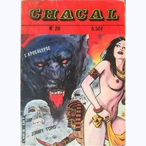 Chacal : n° 20, L'apocalypse