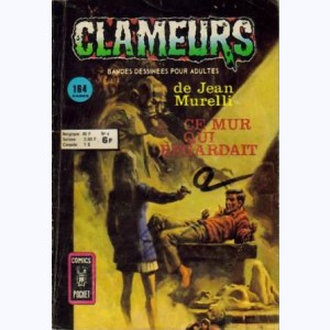 Clameurs : n° 4, Ce mur qui regardait
