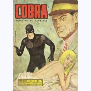 Cobra : n° 1, Chantage d'outre-tombe
